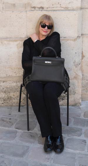 Ruth in Paris